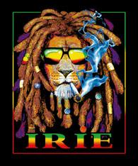 IRIE RASTA LION   - R
