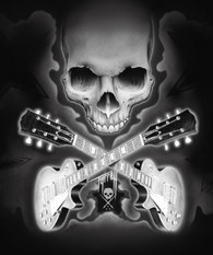 ROCK BADGE - R