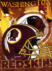 AGGRESSION WASHINGTON REDSKINS