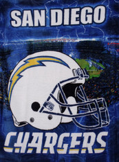 AGGRESSION SAN DIEGO CHARGERS