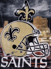 AGGRESSION NEW ORLEANS SAINTS