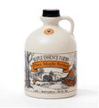 1/2 Gallon of delicious Grade A amber pure maple syrup from Wisconsin