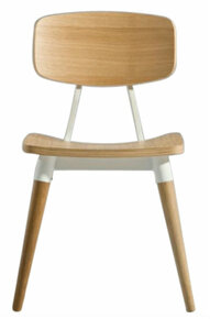 Sean Dix Copine Dining Chair - White
