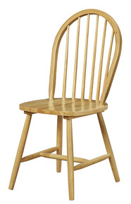 Classic Windsor Chair - Natural