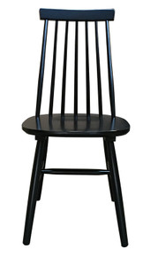 Tressia Highback Chair Black
