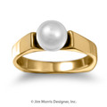 Pearl Simplicity Ring