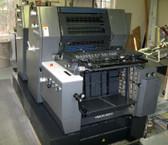 2001 Heidelberg Printmaster GTO 52-2