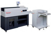 2013 Horizon BQ 160 PUR book binder with Cover Creaser