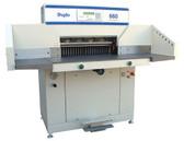 Duplo 660P Hydraulic Cutter