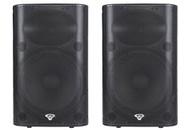 "2 x Cerwin-Vega P1500X 1500-Watts 15"" Speaker"