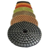 3 MM high and flexible velcro backed, Works great on Granite, Concrete, Marble and stones etc
