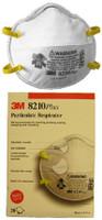 Dust Mask 3M 8210 N95