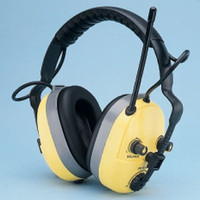 Radio Ear Muffs