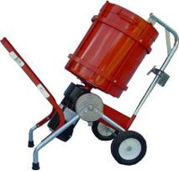Batch Mortar Mixers 5GAL (Mobile) 1HP 60RPM