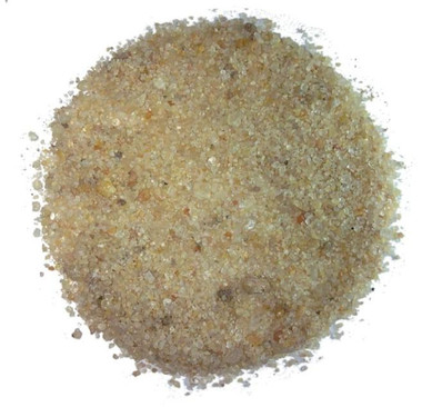 Silica sand used for board casting epoxy floors. Also used to help grinding of hard concrete.