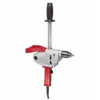 "Milwaukee 1/2"" Compact Drill 450 RPM 1660-6"