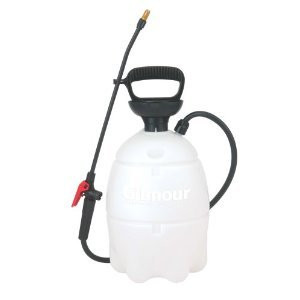 Gilmour Deck Sprayer, 2-1/4 Gallon Capacity, White