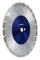 Cut-ALL cuts both asphalt and concrete with ease. Save with this combo blade.
