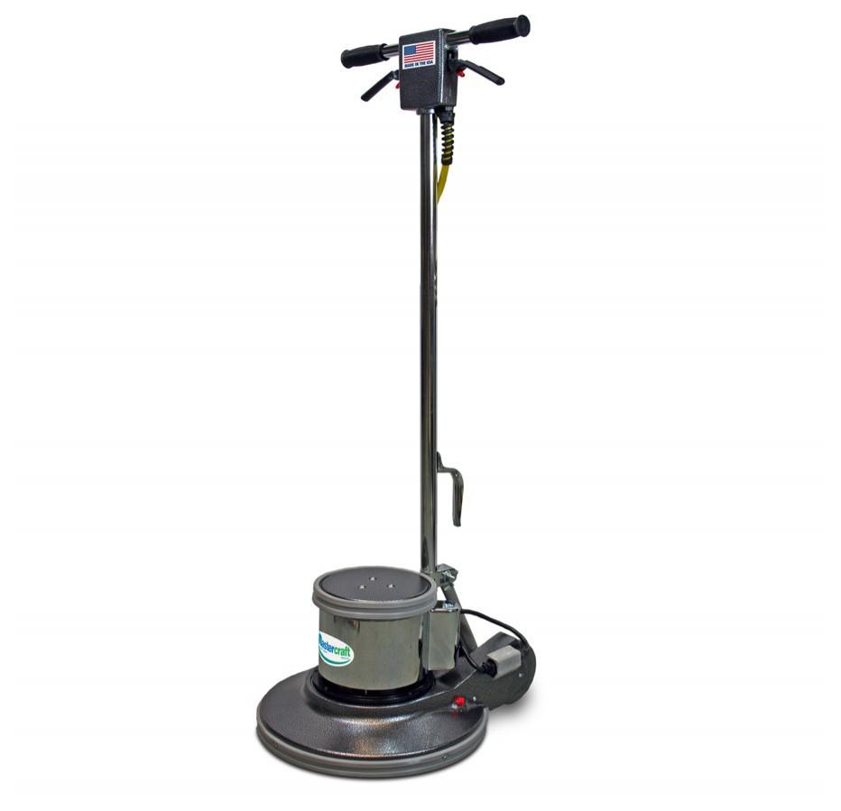 use floor buffer machine
