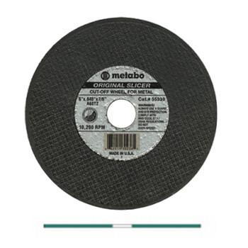 "Original Slicer - A60TZ • Fastest Cut • Flexible • Steel/Stainless Steel • 4.5"" x .040 x 7/8 655331000"