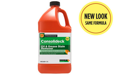 Prosoco Consolideck Oil & Grease Stain Remover with Poultice. 5gallon unit