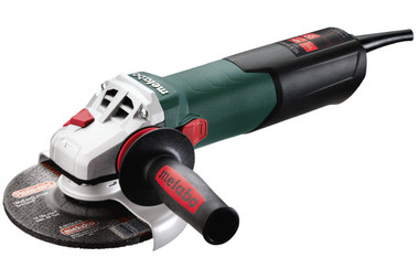 """Metabo W12-125HD 5"""" Angle Grinder for Tuckpointing. 6.00408.42"""