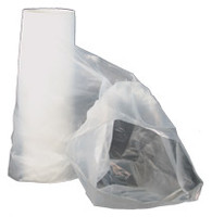 Lay Flat Disposable Duct for Air Scrubbers