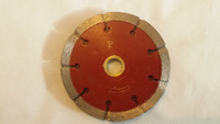 Sandwich Core Design, Sintered, Segment Height 10mm, Red Core, Dry/Wet Use.