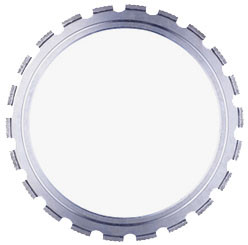 Ring Saw Diamond Blades deliver great speed with performance.