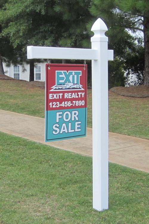 Vinyl Real Estate Post - Style B