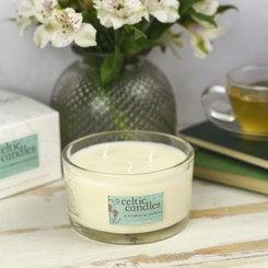 Peppermint & Cedarwood Candle