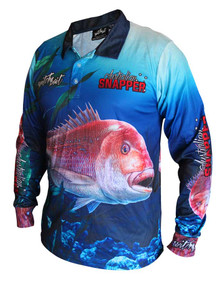 Snapper Fishing Shirt.