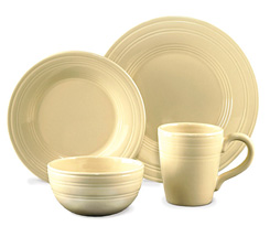 Casual Classics Bisque Dinnerware