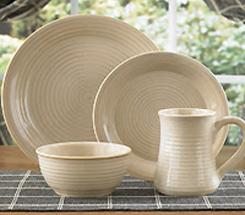 Sandstone Dinnerware
