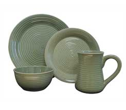 Serrano Avocado Dinnerware