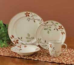 Terra Flora Dinnerware