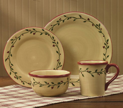 Thistleberry Dinnerware