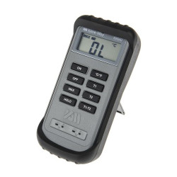 Comark KM340 Differential Temperature Thermometer - Type K thermocouple | Thermometer Point