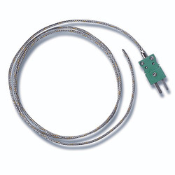 Hanna HI-766F1 Type K Thermocouple Wire Temperature Probe | Thermometer Point