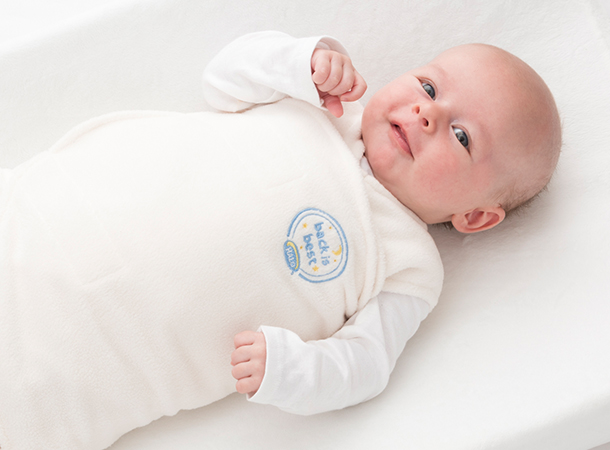 how to train baby to sleep without swaddle