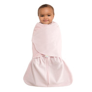 HALO® SleepSack® swaddle Micro-Fleece |  Pink