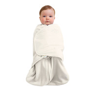 HALO® SleepSack® swaddle Micro-Fleece |  Cream