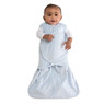 2-in-1 Adjustable Swaddle: Swaddle arms in or arms out