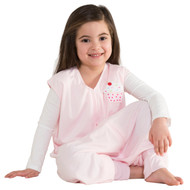 HALO® SleepSack® big kids Lightweight Knit  | Cupcake