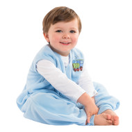 HALO® SleepSack® early walker Micro-fleece  | Train