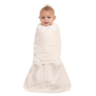 HALO® SleepSack® Swaddle 100% Organic Cotton  | Cream