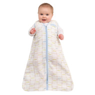 HALO® SleepSack® wearable blanket 100% Cotton Muslin  | Alligator Blue