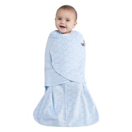HALO® SleepSack® Swaddle Micro-Fleece  |  Blue Aviator