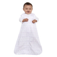 HALO® SleepSack® wearable blanket 100% Cotton  | Lilac Aztec