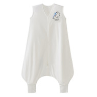HALO® SleepSack® Early Walker Lightweight Knit  | Cream Elephant
